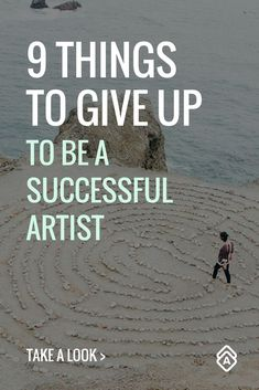 Succeed in your art making and art career with these helpful pieces of advice of what NOT to do. Stop bad habits to create space for new, helpful ones. Take a look! Artist Life, Artist Art, Selling Art Online, Online Art, Sell My Art, Art Articles, Learn Art, Art Tips, Art Therapy