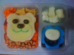 Gluten Free & Allergy Friendly: Lunch Made Easy: I love you BEARY much!