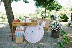 Casamento Rosa e Azul – Chris & Pablo | Lápis de Noiva