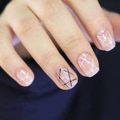 Nail Unistella by EK . Lab — [#유니스텔라트렌드] #