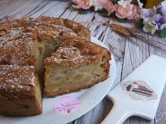 Torta+di+Mele+in+5+Minuti+senza+Burro+e+Latte