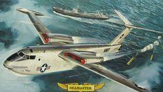 Favorite box art... Revell Seamaster