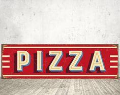 Resultado de imagem para PIZZA signs