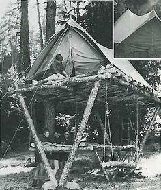 Photo de Robert Manson - Scouts de France, 1963