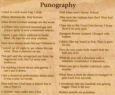 Punography . . .