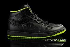 03914f0f677 Black Green Nike Air Jordan 1 Shoes TopDeals, Price: $78.19 - Adidas  Shoes,Adidas Nmd,Superstar,Originals
