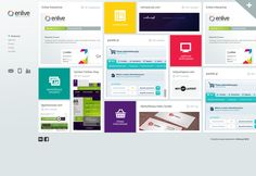 Enlive interactive agency by PapciuZiom.deviantart.com on @deviantART