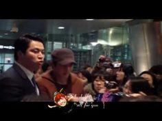 121218 김현중 kim hyun joong fancam(arrived from HongKong)/TIME 2:37 - POSTED 19DEC2012