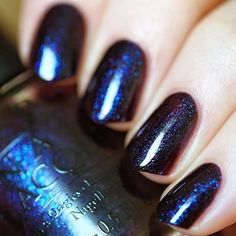 On my nails now and i love love it OPI Cosmo with a Twist - Starlight collection Fall 2015
