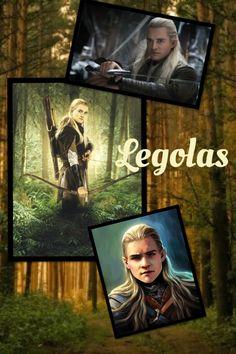Legolas Greenleaf Prince of Mirkwood from The Hobbit