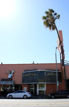 Los Angeles - Canter's is great for a post-bar meal. Hangover prevention and people-watching, all at one time.