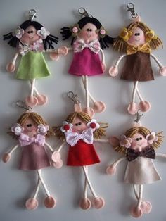One Canvas Doll Carrier / Doll Tote / Taking Along bag / Bed Carrier Doll Crafts, Diy Doll, Sewing Crafts, Sewing Projects, Yarn Dolls, Felt Dolls, Fabric Dolls, Doll Carrier, Felt Diy