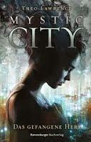 """Merlins Bücherkiste: Rezension zu """"Mystic City 01"""" von Theo Lawrence"""