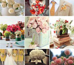 Picking wedding colors | Wedding Photography Blog | Melissa Jill Photography