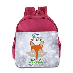 SAXON Kids Lovely Pink Toys 150g For Sake Fox Backpack *** Continue to the product at the image link.