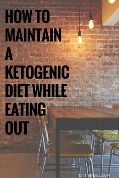 If you are following the ketogenic diet, luckily, there are certain dishes at fast food restaurants that you can order and you won't be cheating on your diet.