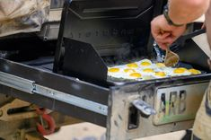 HOW DO YOU LIKE YOUR EGGS ... Sunny-side up or Easy-over ?  @arb4x4africa  #megaxplore #arb4x4 #adventureawaits #cookingontheroad #overlandeats #outdoorbreakfast #breakfast Popcorn Maker, Grilling, Eggs, Kitchen Appliances, Breakfast, Outdoor Decor, Home Decor, Diy Kitchen Appliances, Morning Coffee