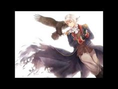 Epic Rap Battles of Hetalia 2 - Prussia Vs Germany - YouTube <<< Only cause Prussia is Darth Vader XD