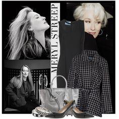 """Meryl Streep"" by brendariley-1 on Polyvore"