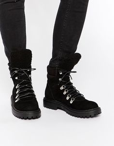 Image 1 ofASOS ALLYCAT Ankle Boots