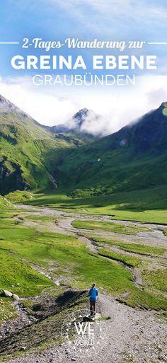 Schweiz Tipps: Erfahrungsbericht zur Wanderung auf die Greina Hochebene in Graubünden.