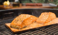 How to: fish fillets on the grill or cedar plank  The secret to flavorful, perfectly grilled fish fillets.