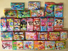 japanese candy kits | Home, Furniture & DIY > Food & Drink > Sweets & Chocolate > Other ...