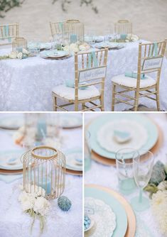 Perfect for a beach wedding! Love it!<3