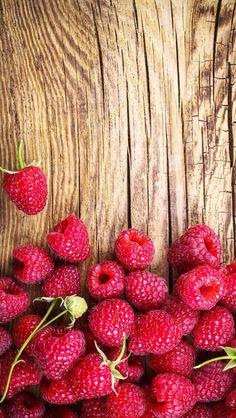 Wallpaper iPhone raspberries