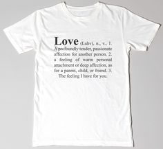Love is a powerful thing! :D - - http://www.ebay.co.uk/itm/162354493398?ssPageName=STRK:MESELX:IT&_trksid=p3984.m1555.l2649 - - #love #valentines #valentine #chocolate #chocolates #chocolatesandroses #roses #present #romance #affection #definition #dictionary #relationshipgoals #relationshipquotes #slogan #slogantee #slogantshirt #printed #printedtee #printedtshirt #fashion #fashionblogger