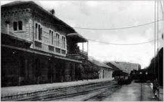 Resultado de imagen de antiguas de estación de autobuses alicante blanco y negro