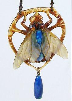 Art Nouveau Jewelry, Elizabeth Bonte