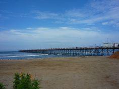 Muelle de Pacasmayo, La Libertad Peru