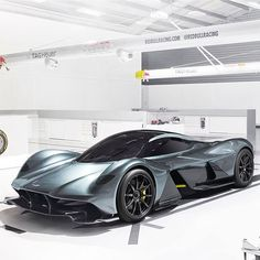 Aston Martin and @redbullracing unveil radical AM-RB 001 hypercar #AMRB001 #astonmartin #luxury #cars