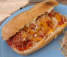 Divine Meatball Sandwiches Recipe