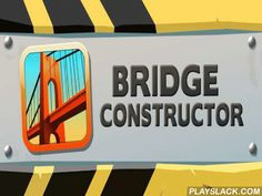 """Bridge Constructor  Android Game - playslack.com , Bridge Constructor   a game in a """"bridge making """" kind which from the let out time not only became the boss in many game regions, but also takes this point nowadays. You are supplied  to become a material of spans and you have 4 different making  substances: tree, alloy, telegrams, objective files. You should moved  a route to vehicle and merchandise instrumentality in 5 different game venues through chasms, ravines, streams and a set of…"""