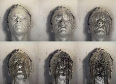 Gaetano Costa wax dripping - colatura n° 5