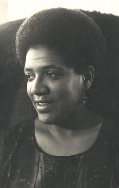 """""""When we speak we are afraid our words will not be heard or welcomed. But when we are silent, we are still afraid. So it is better to speak."""" Audre Lorde, Caribbean-American Writer, Poet, and Activist American Singers, American Actress, Black Lesbians, Audre Lorde, Unity In Diversity, Civil Rights Activists, Janis Joplin, African American History, Women In History"""