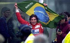 Senna, the documentary detailing the life and death of one of sport's most   extraordinary characters, is the human story of a divine man, says writer   Manish Pandey