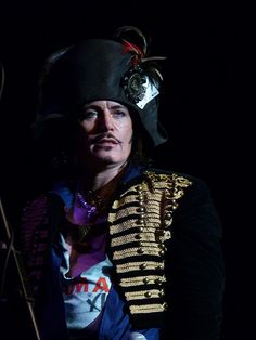 Adam Ant | Adam Ant & The Good, The Mad & The Lovely Posse l… | Flickr