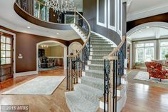 Stunning 5BR/5.55BAAll Brick Home. Custom home builder~s personal residence. Large patio, stone FP & beautifully landscaped .83 acre lot. 3 car side load garage, 3 FPS & 7,850 sq ft of elegant living space. HW floors t-out main lvl. Breathtaking foyer w/chandelier & curved stairs. Gourmet KIT, bfast room. Fin LL w/wet bar, home theater. - See more at: http://search.psahomes.com/idx/details/homes/a004/FX8567464/12969-GOLDEN-MEADOW-CT-FAIRFAX-VA