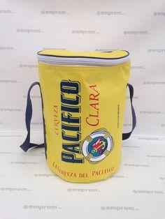 Hielera cilíndrica 12 pack.