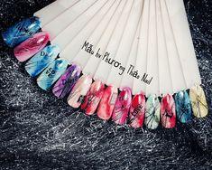 How To Do Nails, My Nails, Nails Design With Rhinestones, Nail Designs, Tulle, Nail Art, Tutu, Nail Design, Nail Arts