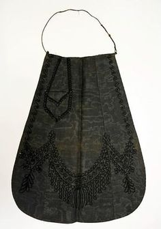 1860's Dutch Apron. by metmuseum.org