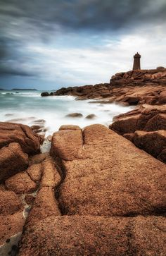Lighthouse of Ploumanac'h by Rémi Ferreira  on 500px