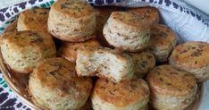 Pogaci cu jumari Muffin, Breakfast, Food, Morning Coffee, Essen, Muffins, Meals, Cupcakes, Yemek
