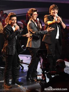 Il Volo on American Idol - 2011 ♥  This is when I feel in love with Il Volo!