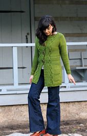 Full Circle Cardigan   by Triona Murphy
