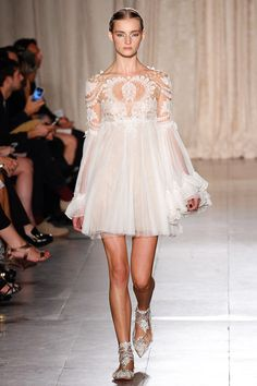 Marchesa Spring 2013 Ready-to-Wear