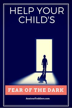 Is your child afraid of the dark? Learn some easy tips to help your child fight their fears of the dark!